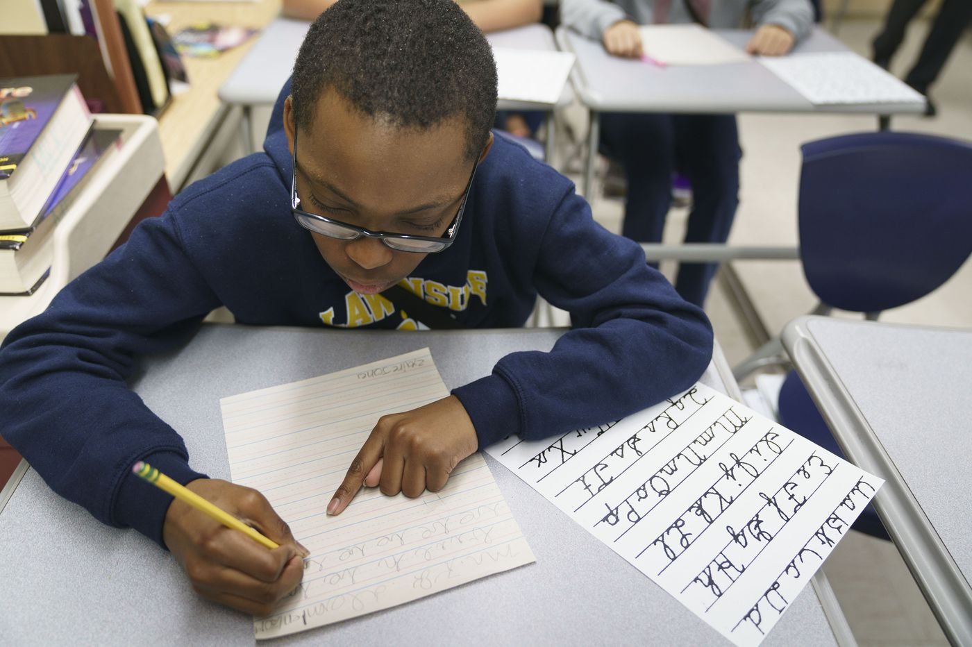 Many Pa. and N.J. schools no longer teach cursive. Are students missing out on a useful tool?