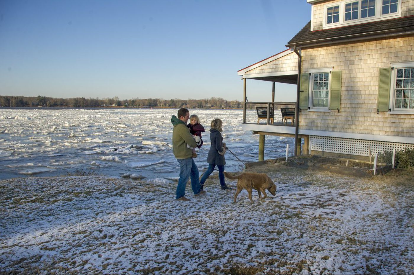 Burlington County couple creates 'a magical place' on the Delaware River