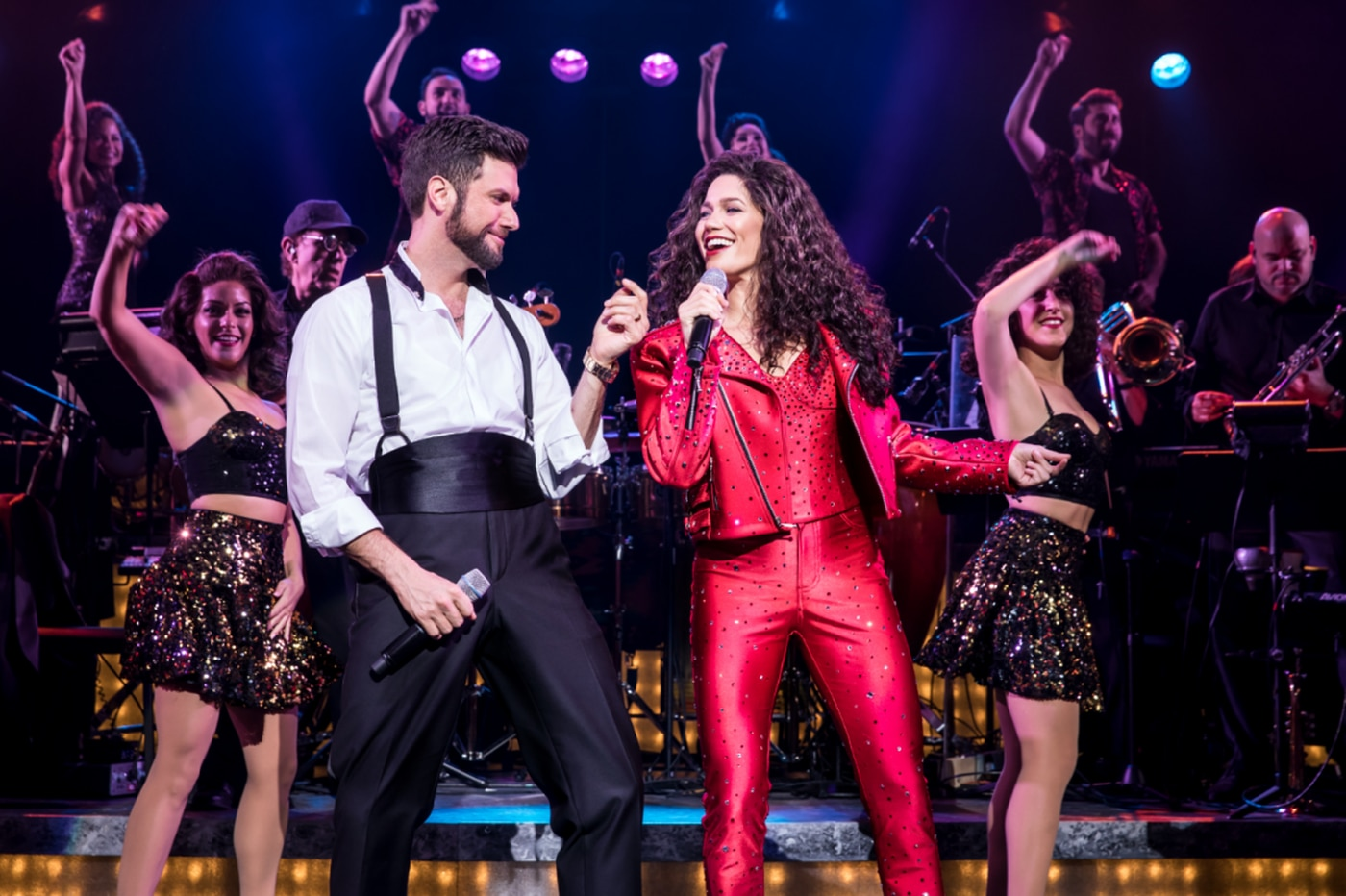 'On Your Feet!': A sizzling celebration of Latin-American music and dance