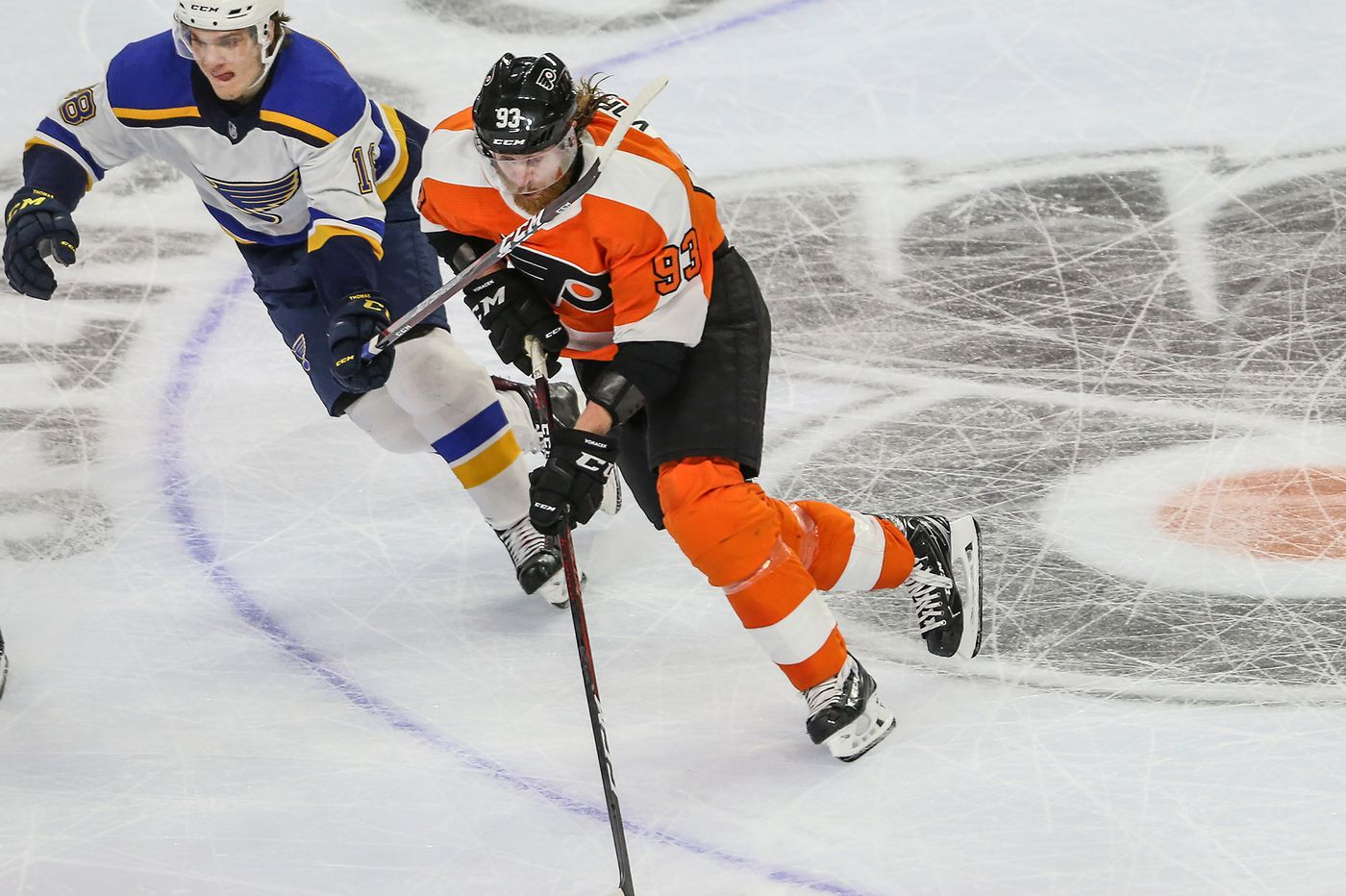 For Jake Voracek and the Flyers' core, trade deadline looms