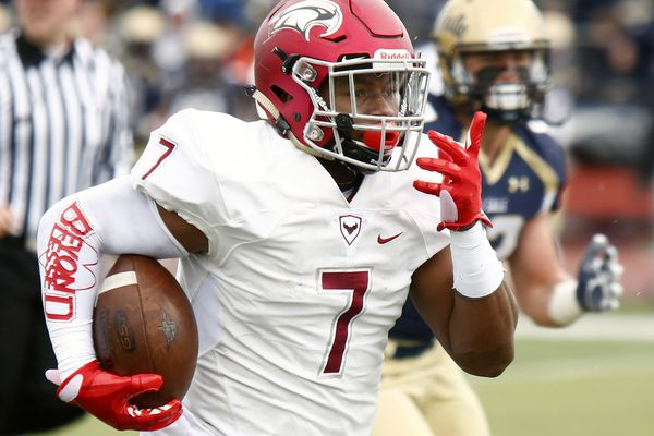 Former local high school players on college FBS teams