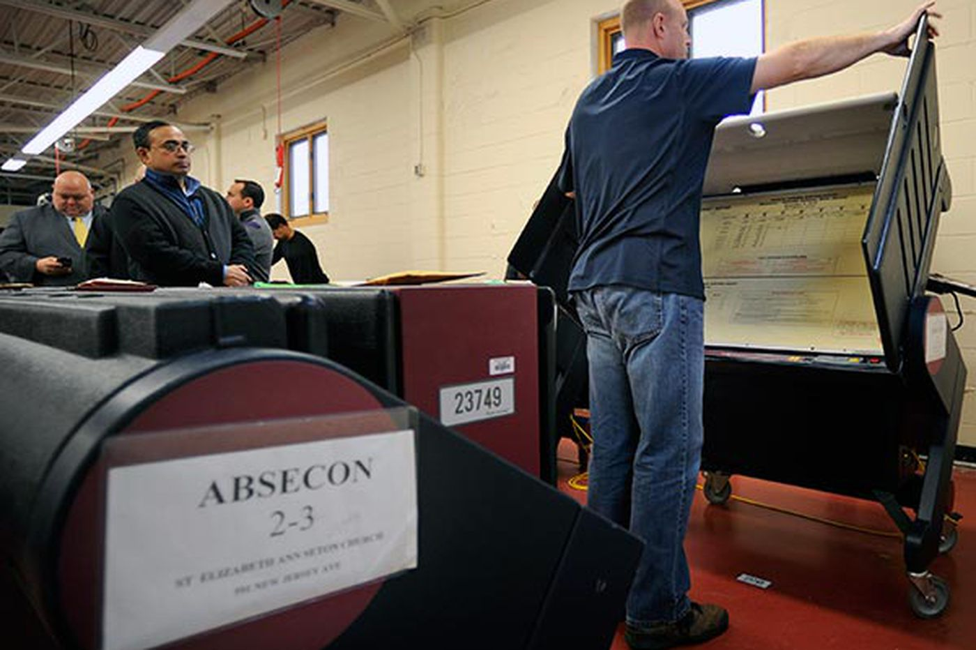 Recount continues in Second District race
