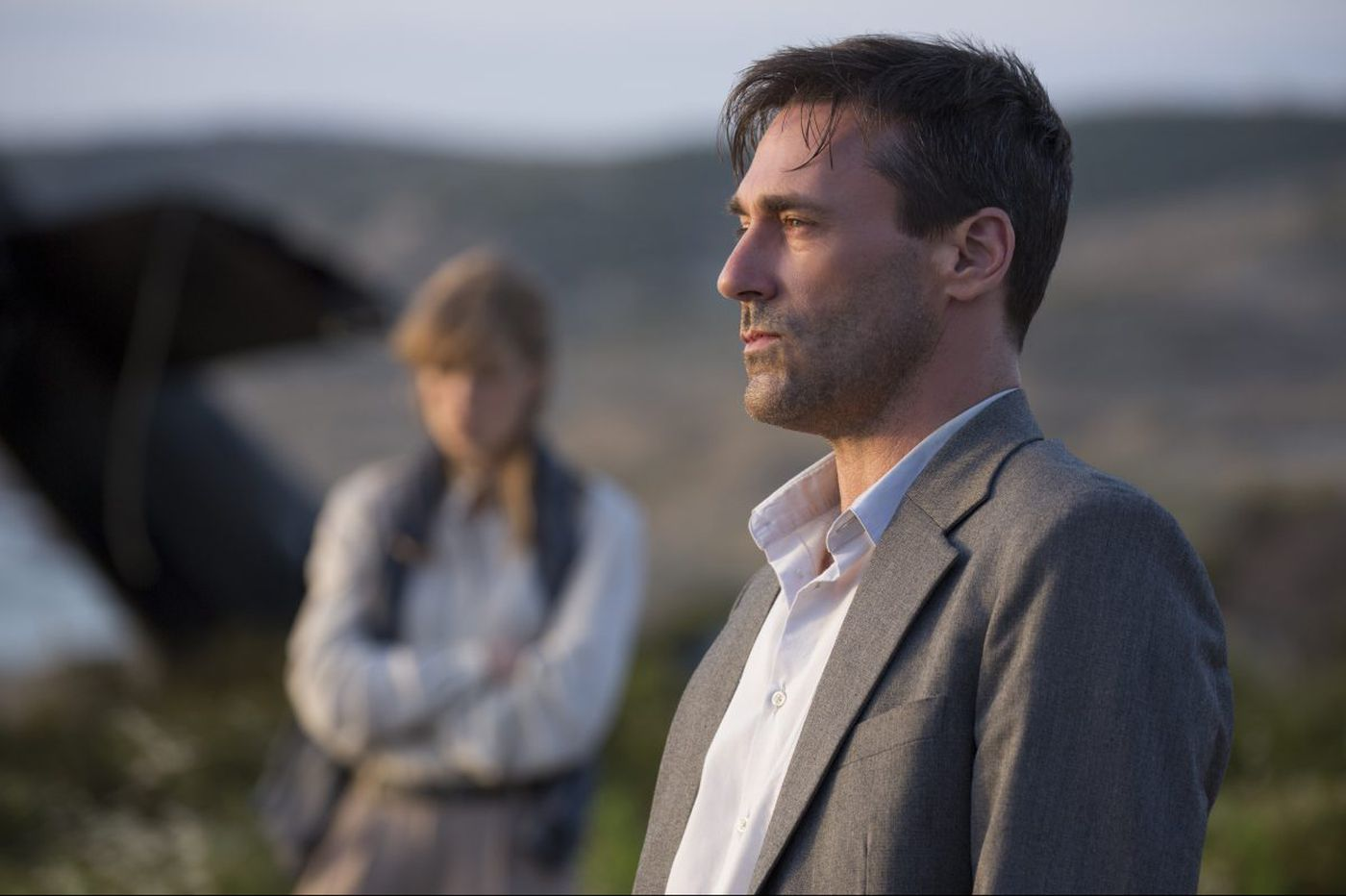 'Beirut': Jon Hamm is in his sweet spot in this slick thriller