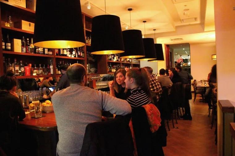 Bar at Oloroso, 1121 Walnut St.