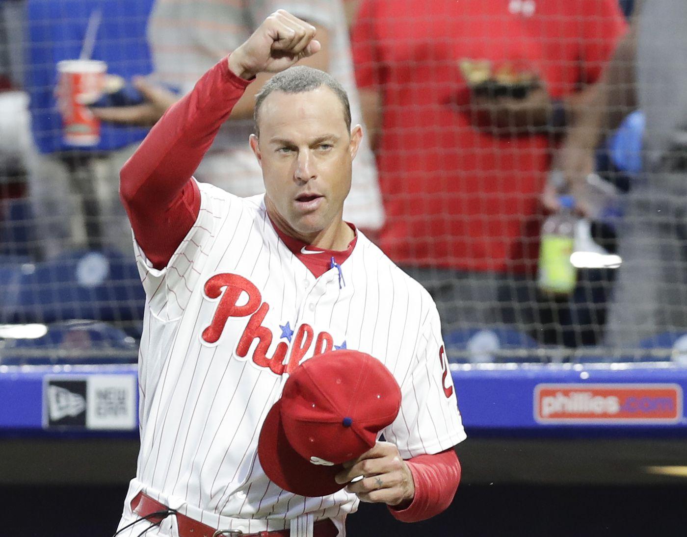 Phillies GM: Gabe Kapler will return as manager in 2019