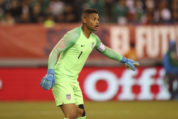 Zack Steffen hurt, will miss USMNT's CONCACAF Nations League games