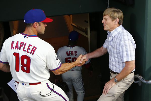 However the Phillies feel about Gabe Kapler, the fans' feelings might matter more | David Murphy