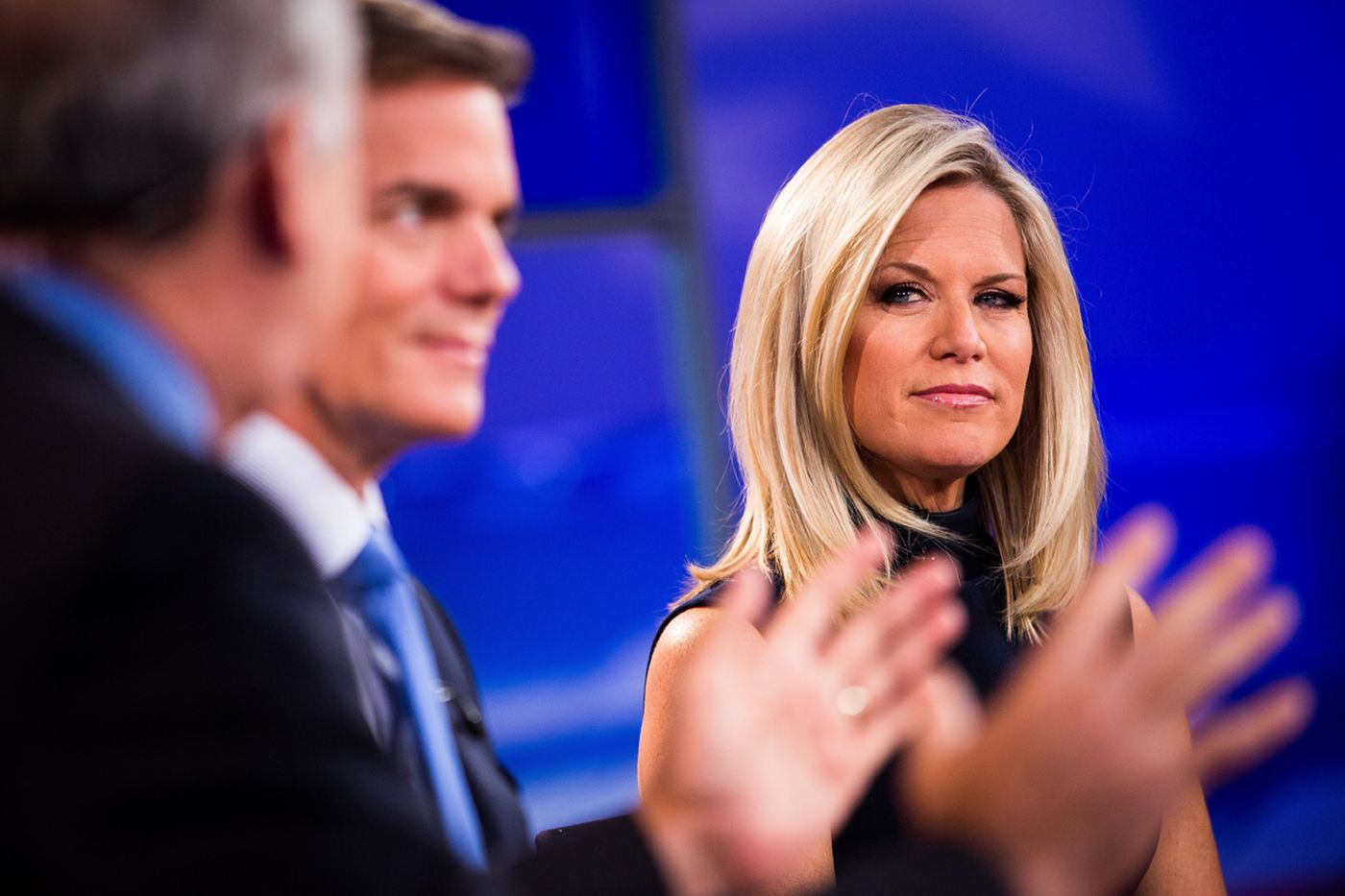 Fox News anchor Martha MacCallum: We're not Trump's state-run TV