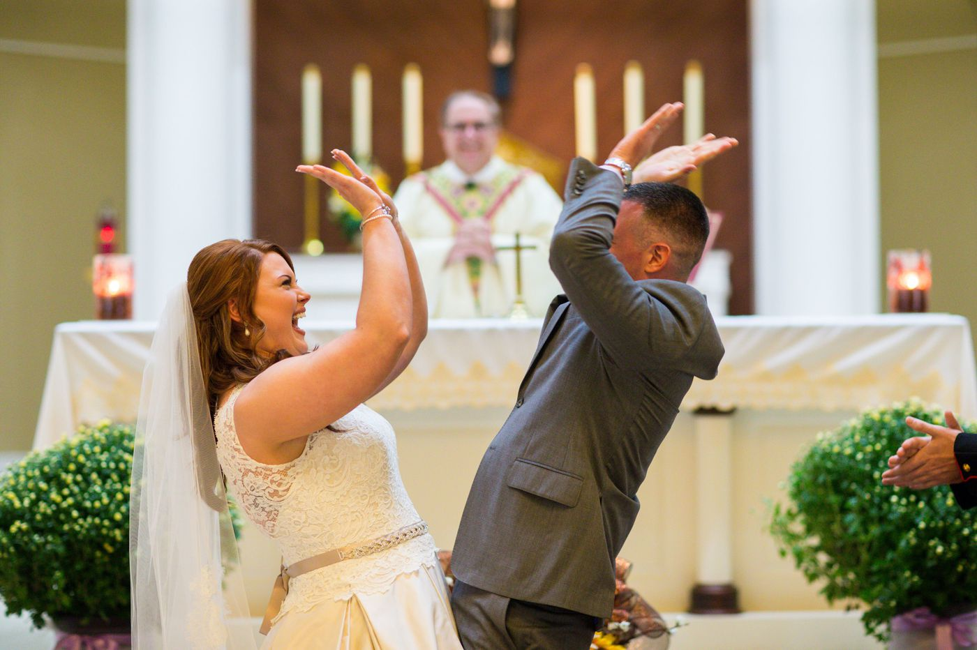 Philadelphia weddings: Courtney Hoffer and Joe McClernon