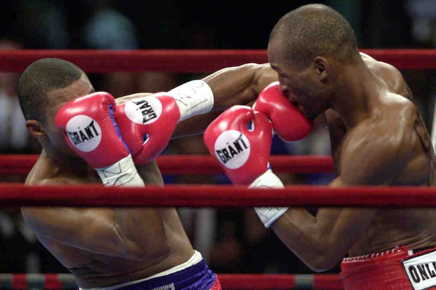 Bernard Hopkins' best bouts: No. 1 vs. Felix Trinidad