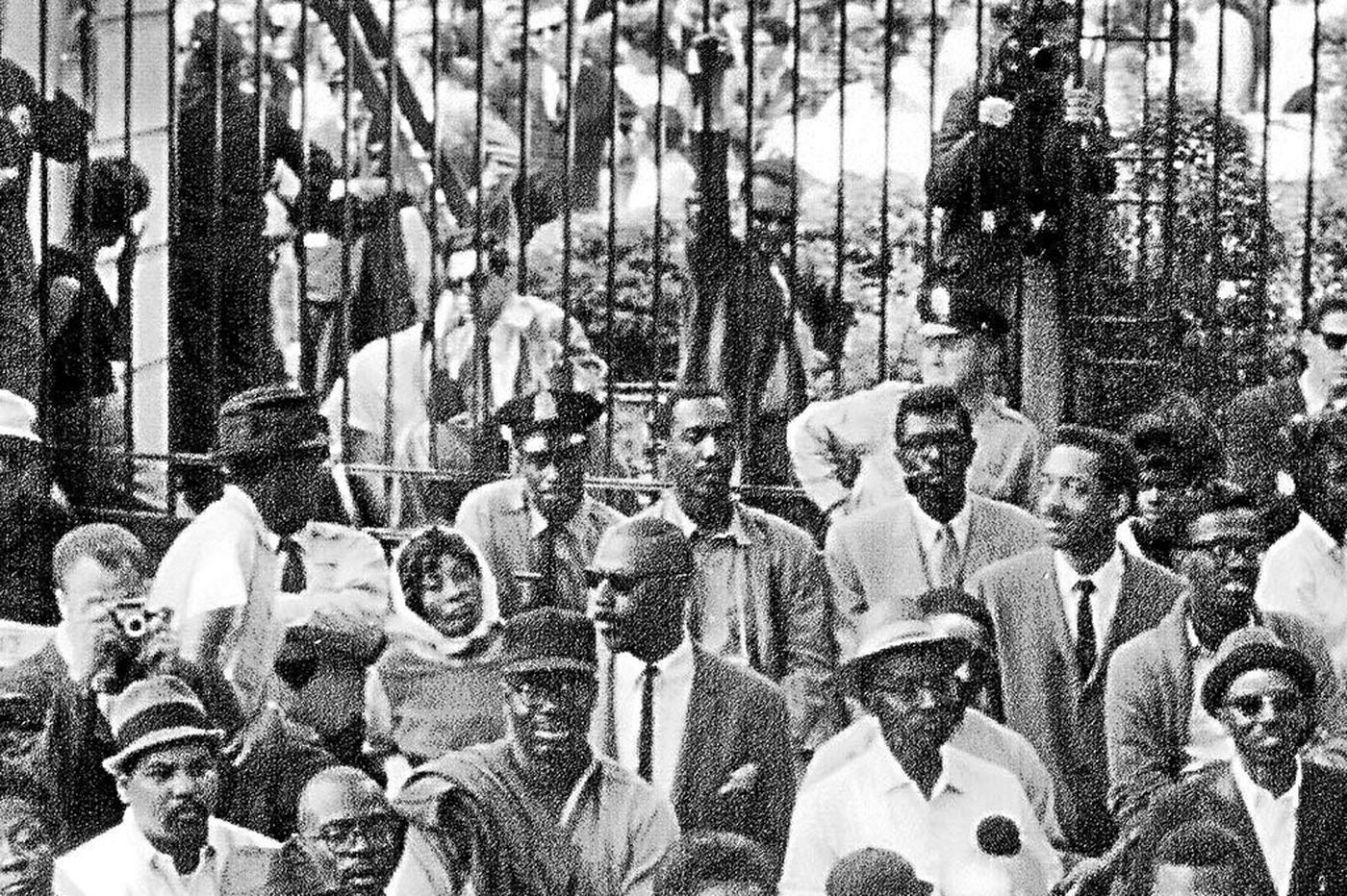 In the year of Selma, Phila. had its own rights march