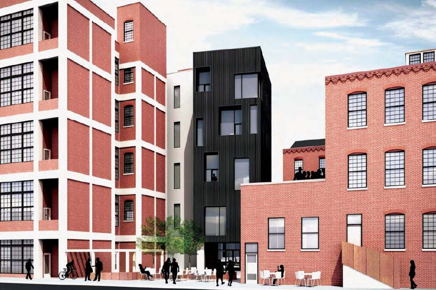 Affordable-housing developers struggle to stay one step ahead of gentrification in Philadelphia   Inga Saffron