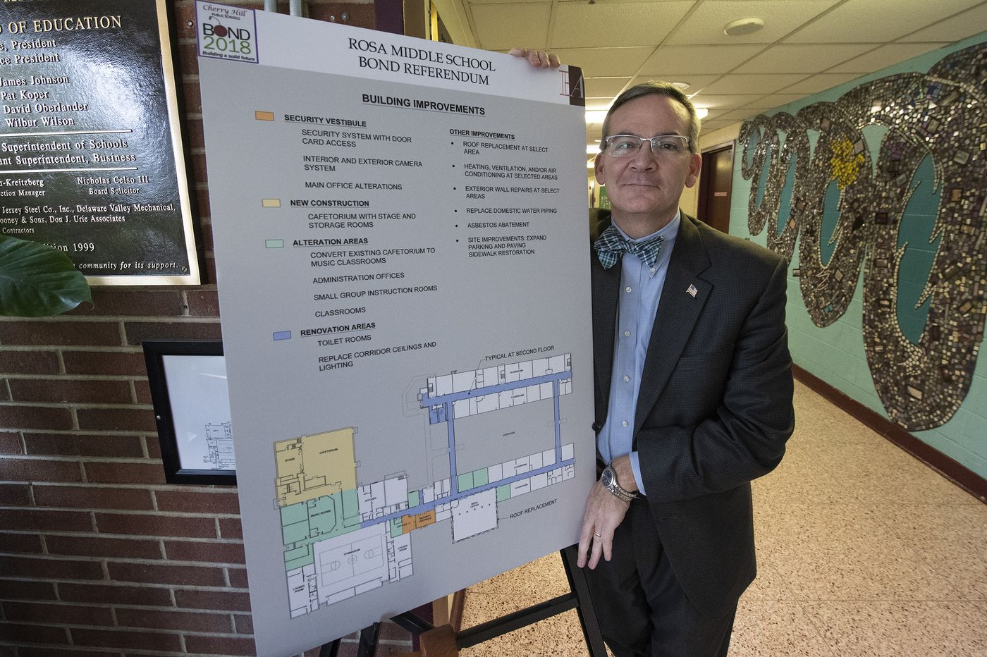 Voters appear to reject $210.7 million plan to improve Cherry Hill schools