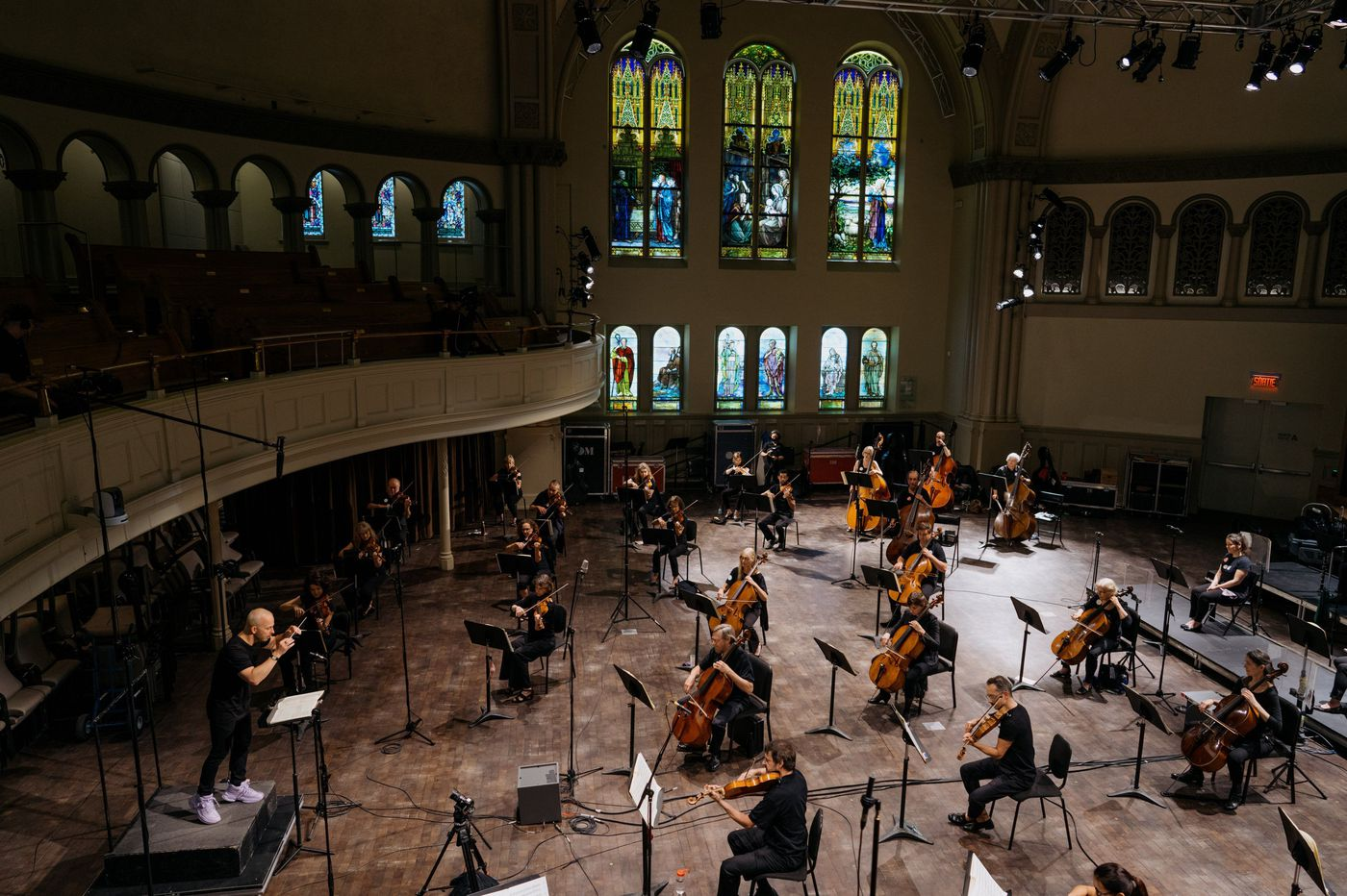 The world's orchestras are beginning to reawaken — and Yannick Nezet-Seguin is on the leading edge, from Montreal