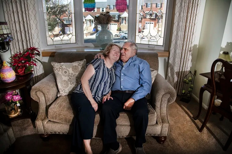 Rich Caputo, 73, and his wife, Elaine, 72, have lived in their rowhouse in Torresdale for nearly five decades. They are now looking to purchase a home where they can age in place but have struggled to find options that they like and can afford.
