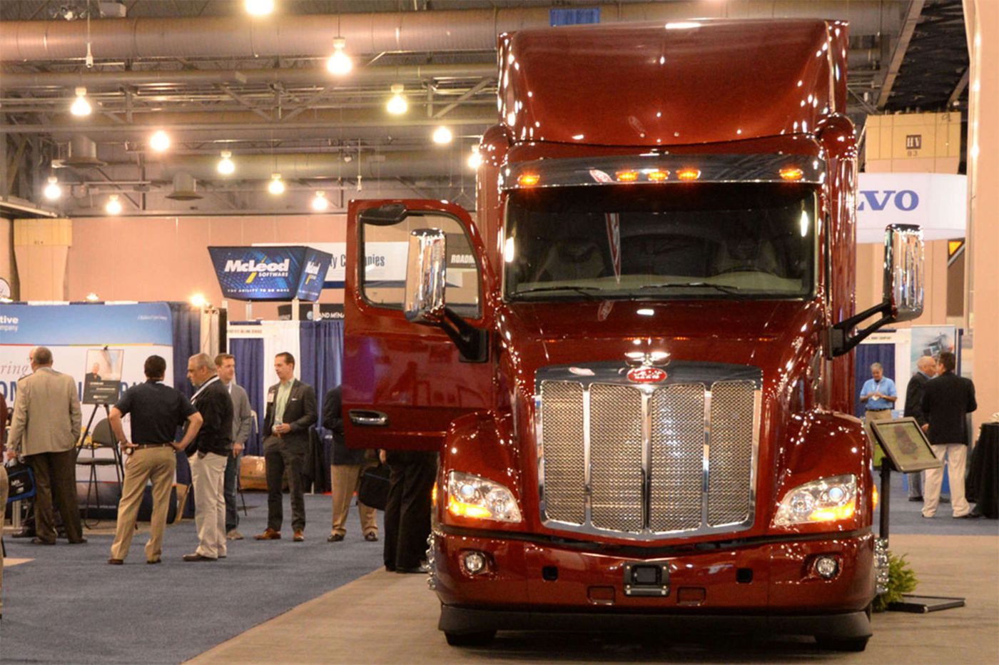 Driver shortage plagues the trucking industry