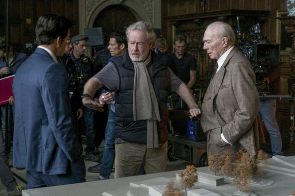 Ridley Scott: The last-minute replacement of Kevin Spacey in 'All the Money in the World' made the movie better