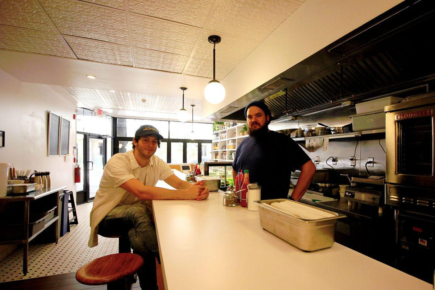Middle Child, a modern diner, opens in Wash West