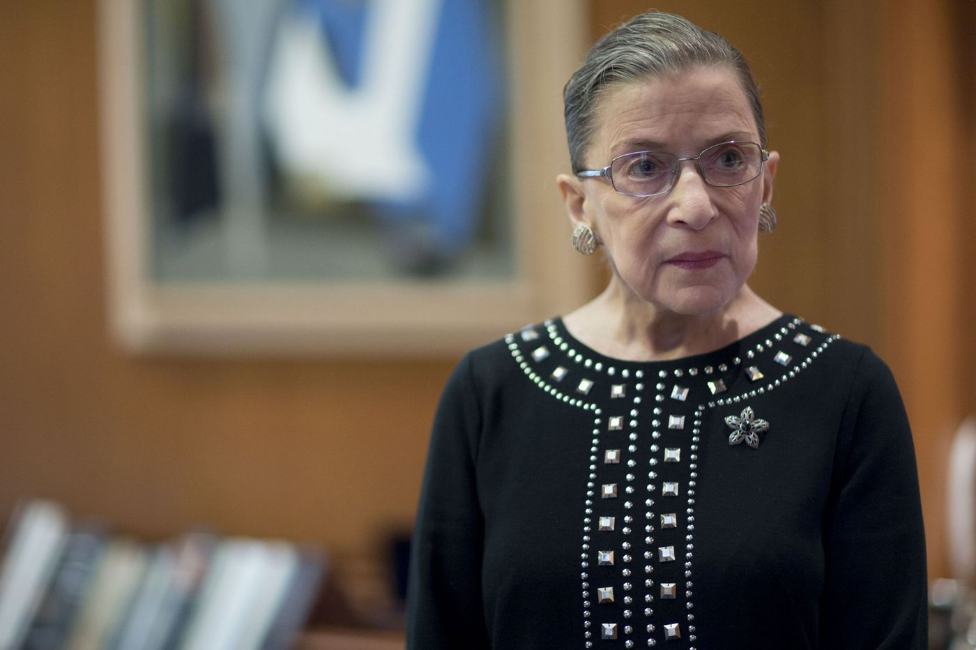Ruth Bader Ginsburg made the impossible look easy | Opinion