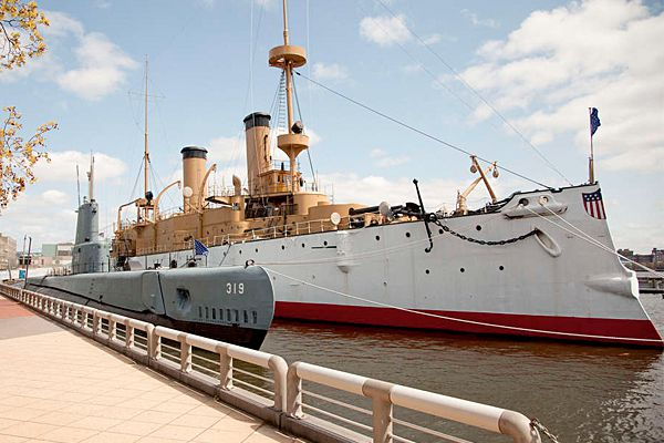 Major gifts double Seaport Museum's endowment