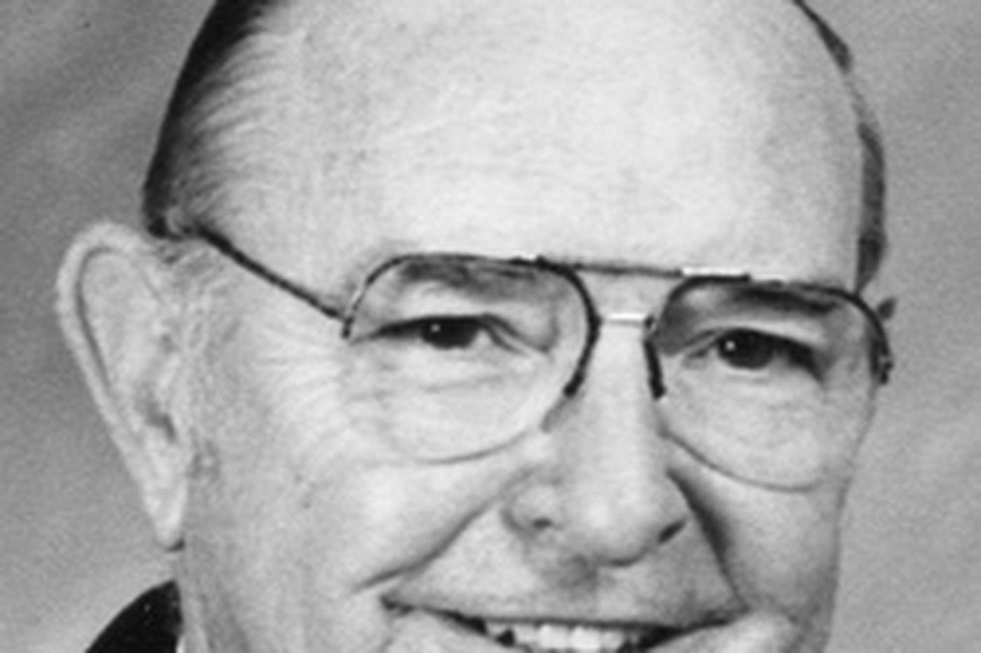 Rev. Robert Shay, 40-year missionary