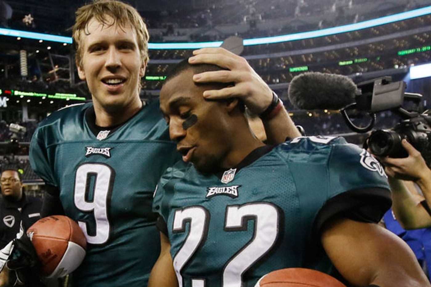 Eagles won't let inexperience be another foe on the field