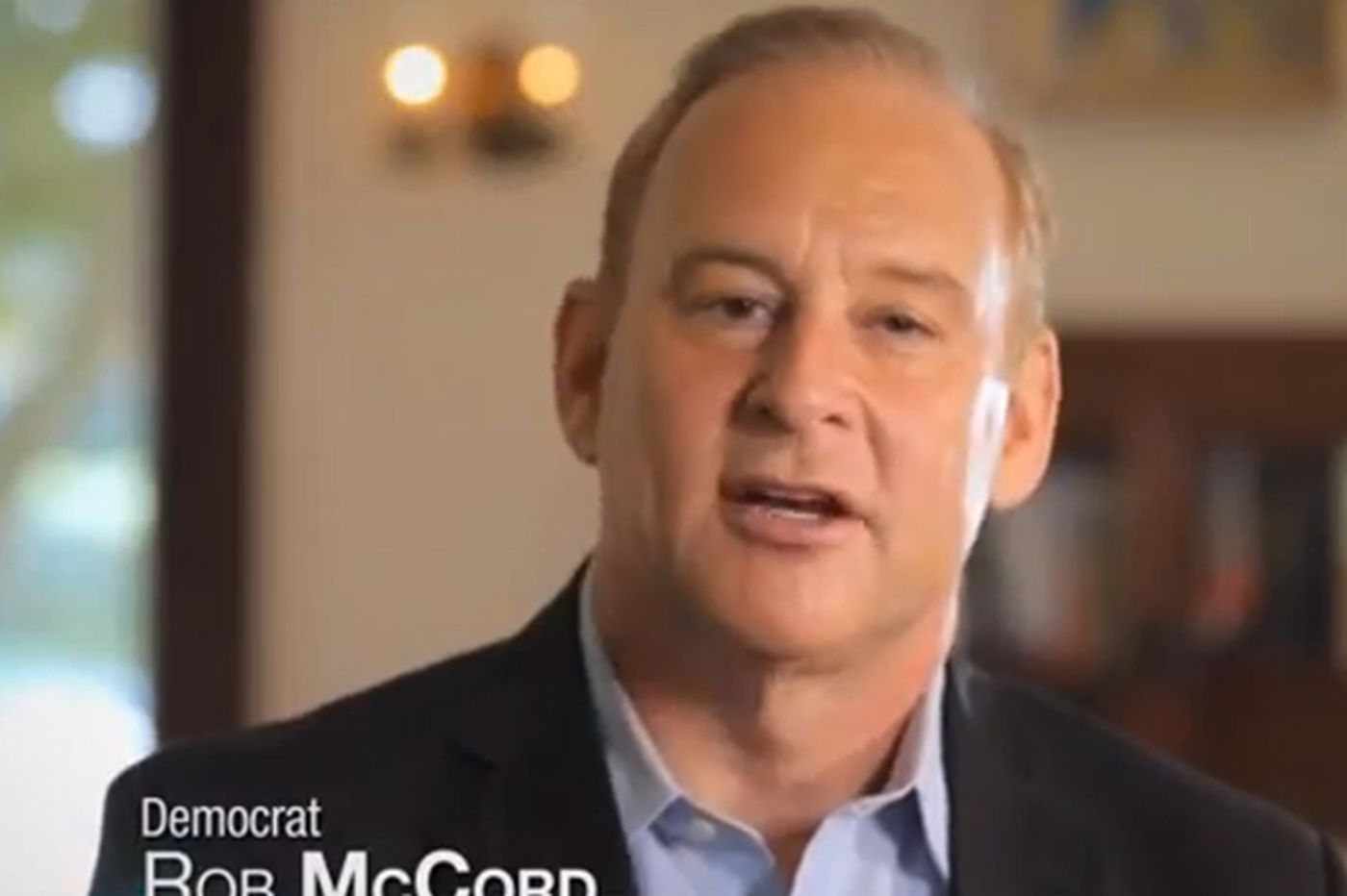 Rendell and Casey blast McCord ad