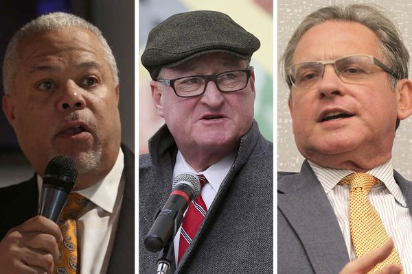 Candidates for mayor talk 'stop and frisk' (with annotations) | Opinion