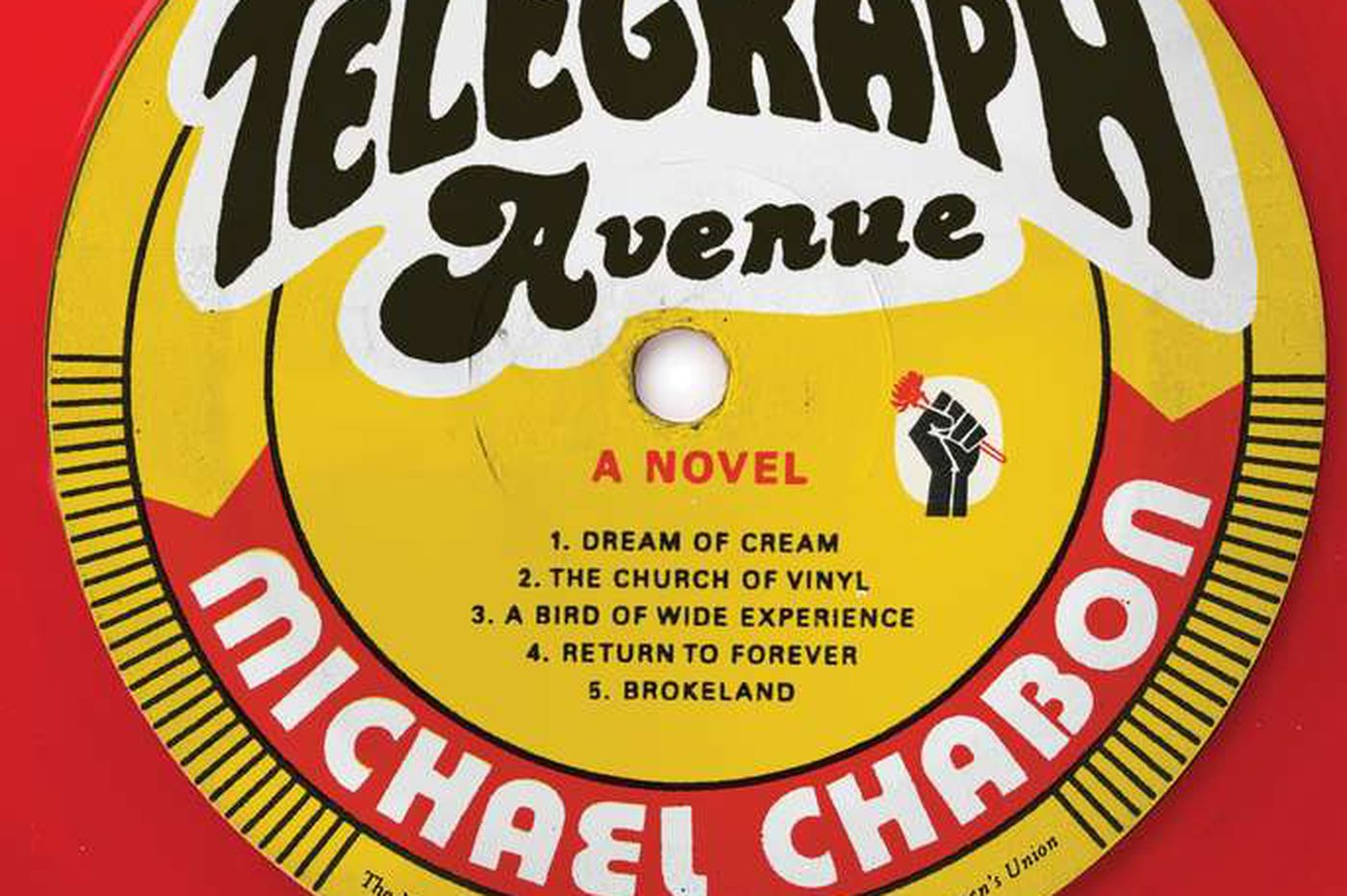 A collection of pop culture masquerading as a novel