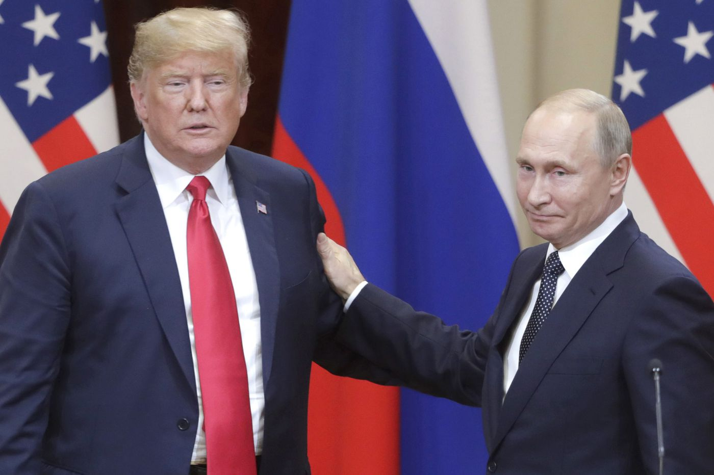 Putin tests Trump mettle with military attack on Ukraine ships   Trudy Rubin