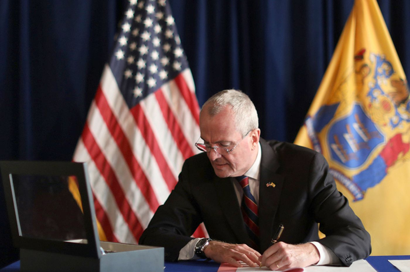 Gov. Murphy signs N.J. death with dignity bill. It goes into effect Aug. 1.