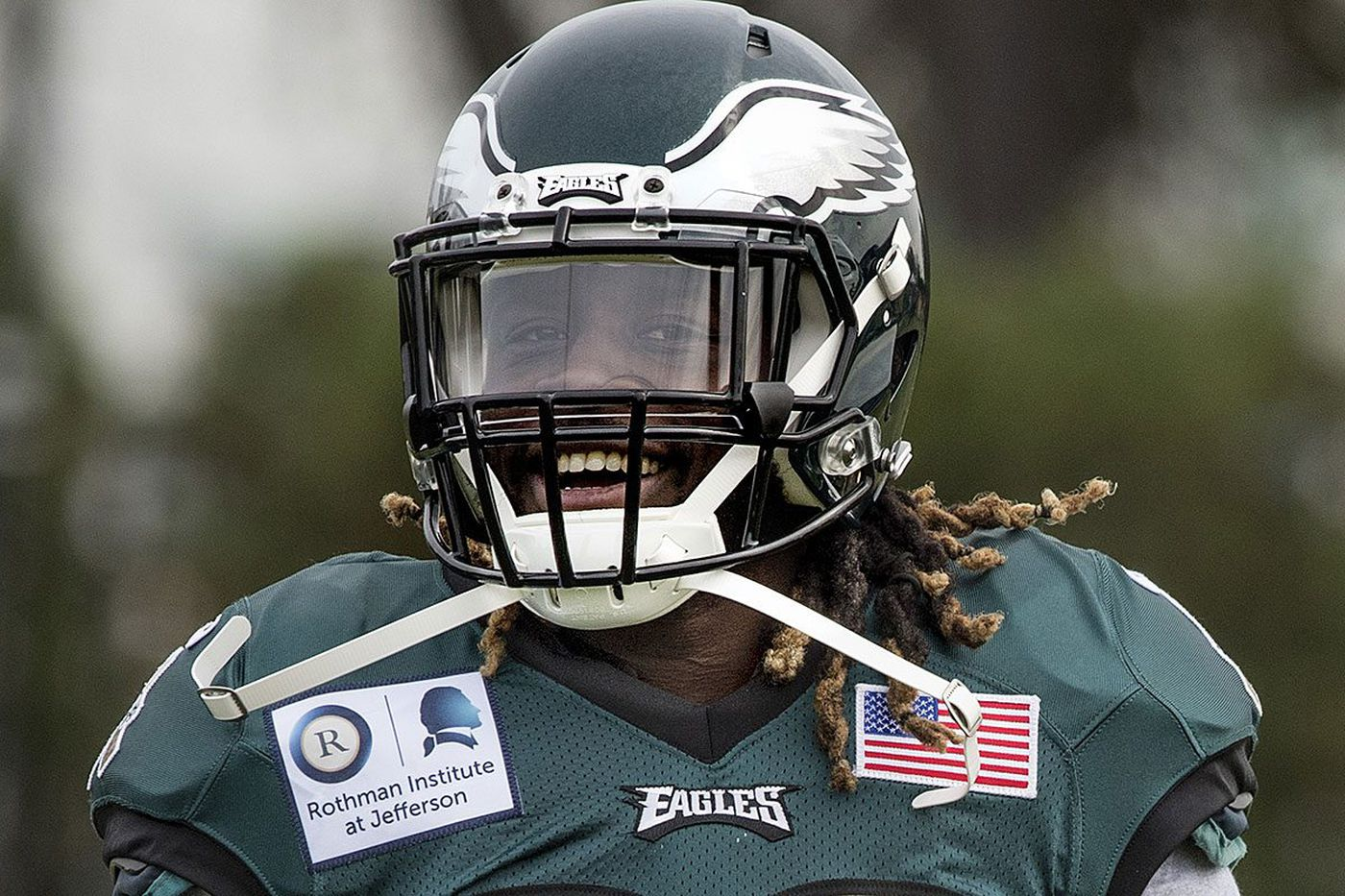 Eagles coach Doug Pederson taking wait-and-see approach with RB Jay Ajayi; says LeGarrette Blount's role is the same