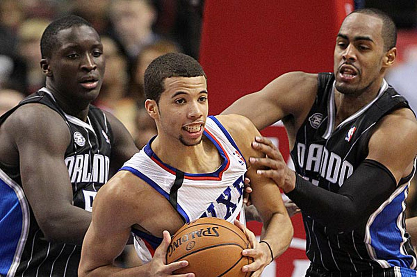 Is Michael Carter-Williams close to returning for Sixers?