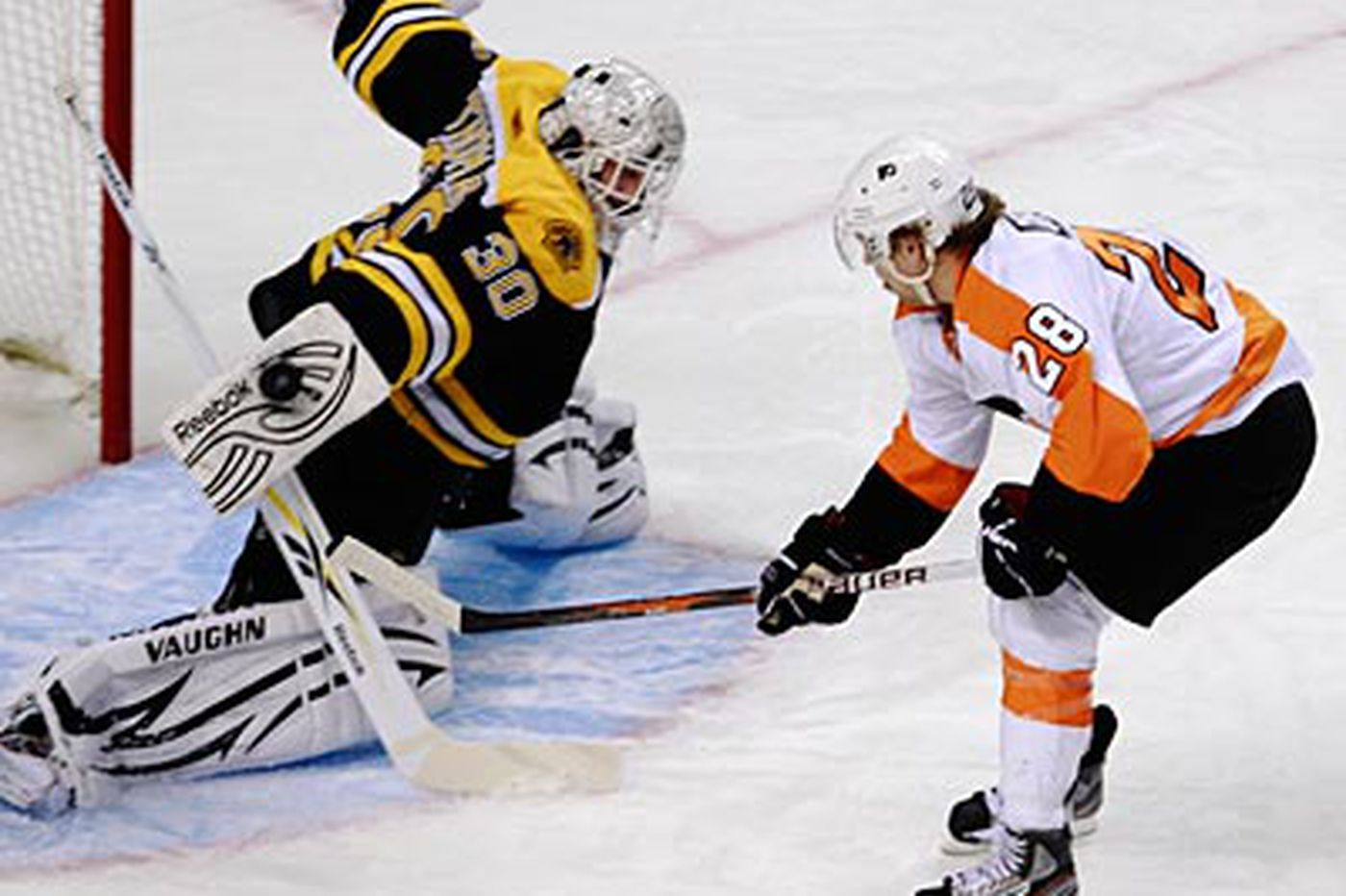 Flyers to play Bruins — again