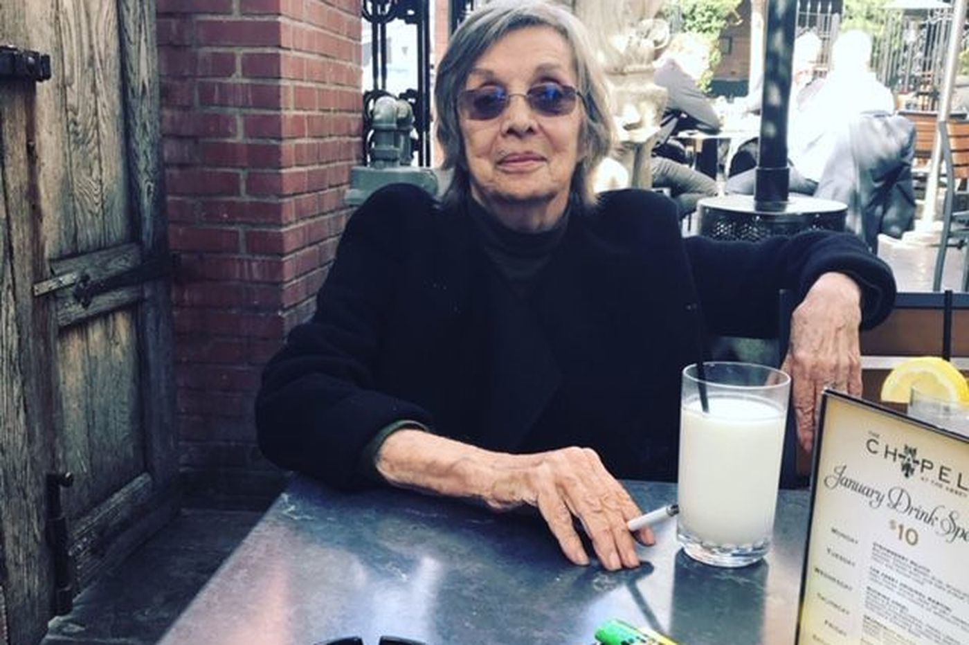 Cathy Apothaker, 89, was a businesswoman and widow of prominent Philadelphia lawyer