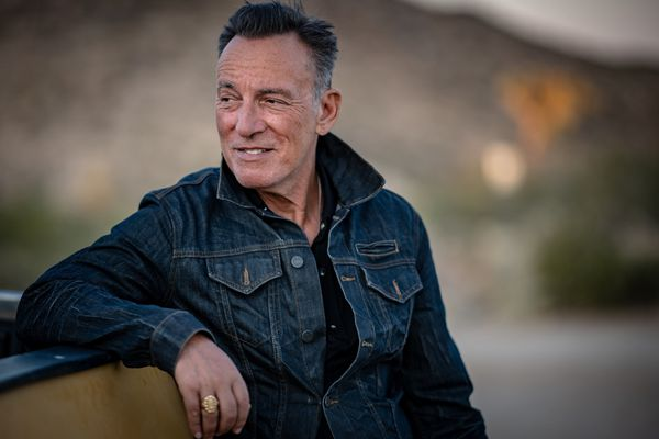 Bruce Springsteen on the big screen, under the 'Western Stars'
