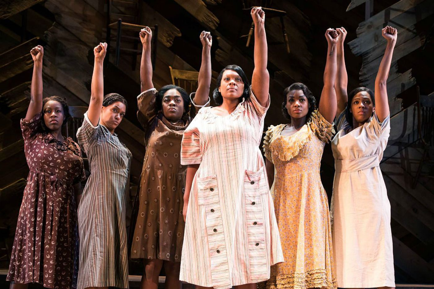 'Color Purple' at Forrest Theatre: Trenton Central High alum follows in Oprah's steps