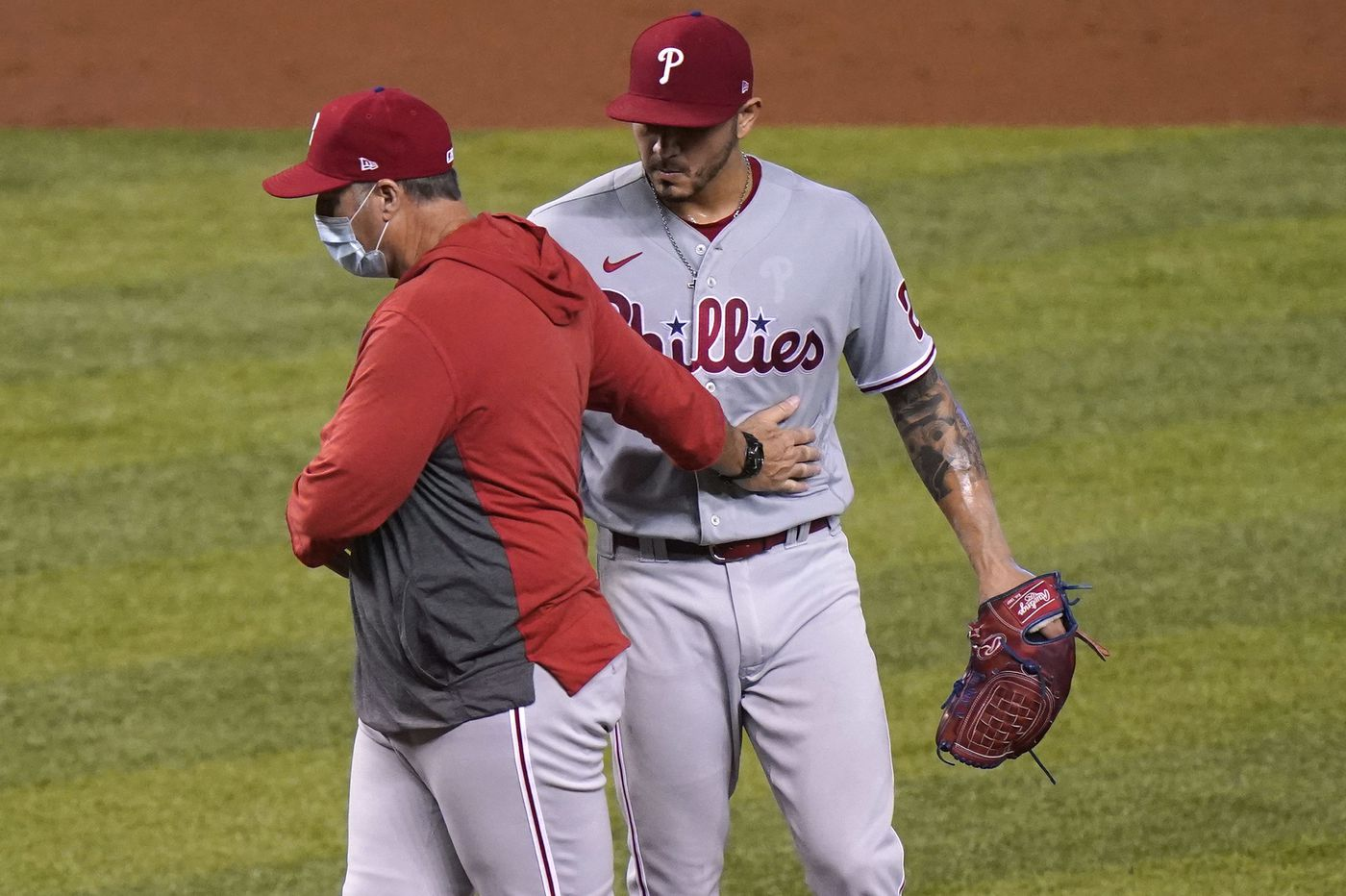 Phillies finish brutal trip to Miami with 6-2 loss to the Marlins