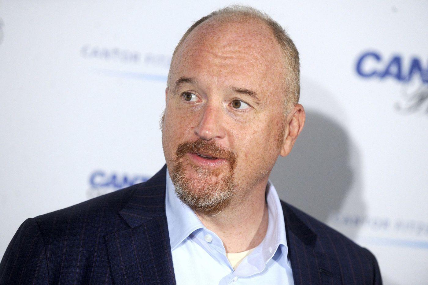 Louis CK announces first Philadelphia show since sexual misconduct scandal