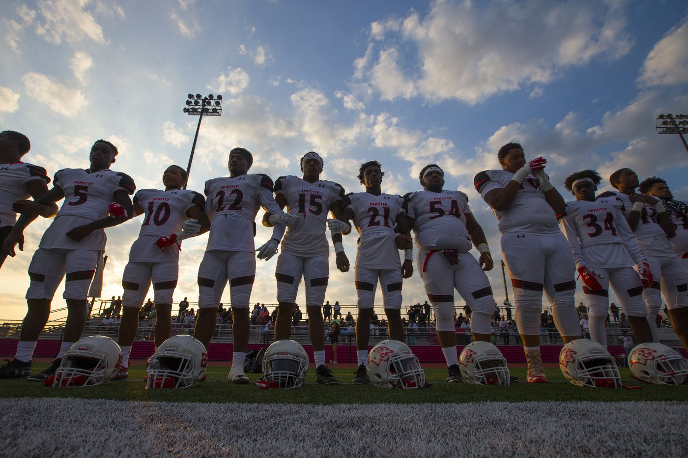 PIAA Class 4A state championship: Imhotep vs. Erie Cathedral Prep — live updates