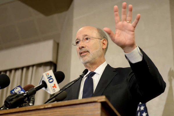 Wolf: Time for Pa. to 'take a stand' against opioid crisis