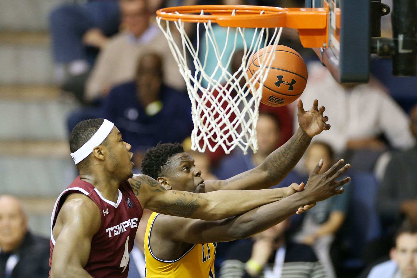 Temple 70, La Salle 65: Stats, highlights, and reaction from the Owls' win