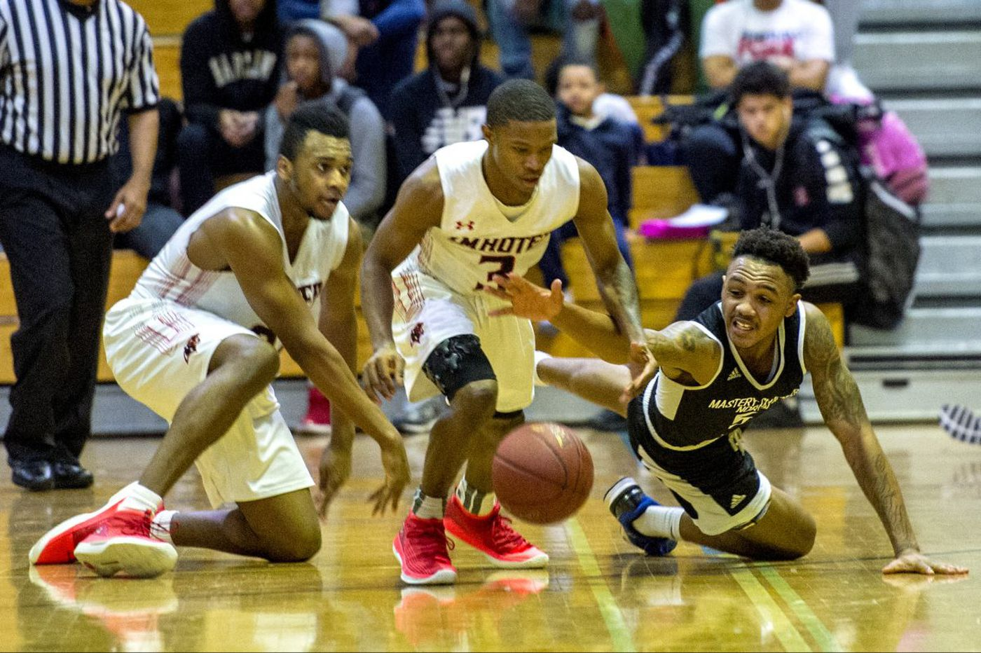 Imhotep survives Mastery North; King holds off Constitution in Pub semis