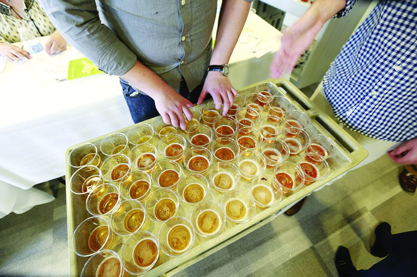 The next Brewvitational beer competition is going to be Can-tacular