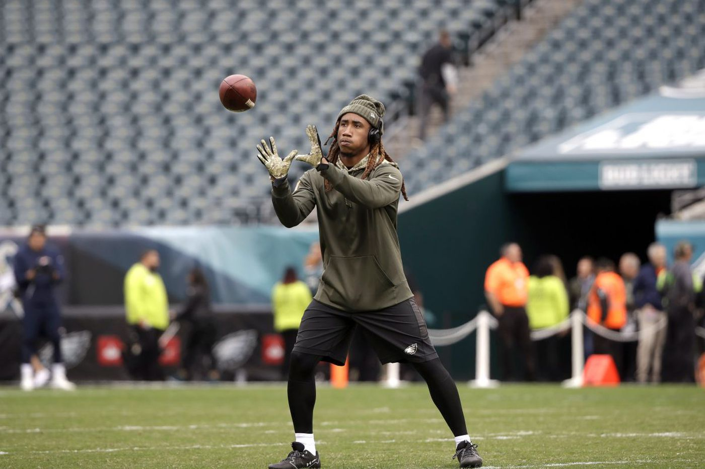 Ronald Darby and Dannell Ellerbe ought to make Eagles' defense better eventually