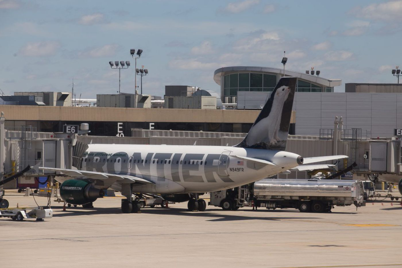 Frontier Airlines adds four destinations from PHL, one-way fares as low as $39