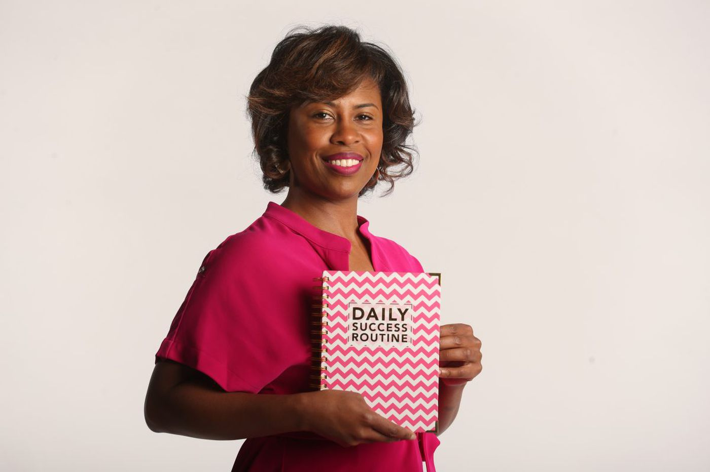 Can a West Philly entrepreneur's daily planner work for me in 2018? | Elizabeth Wellington