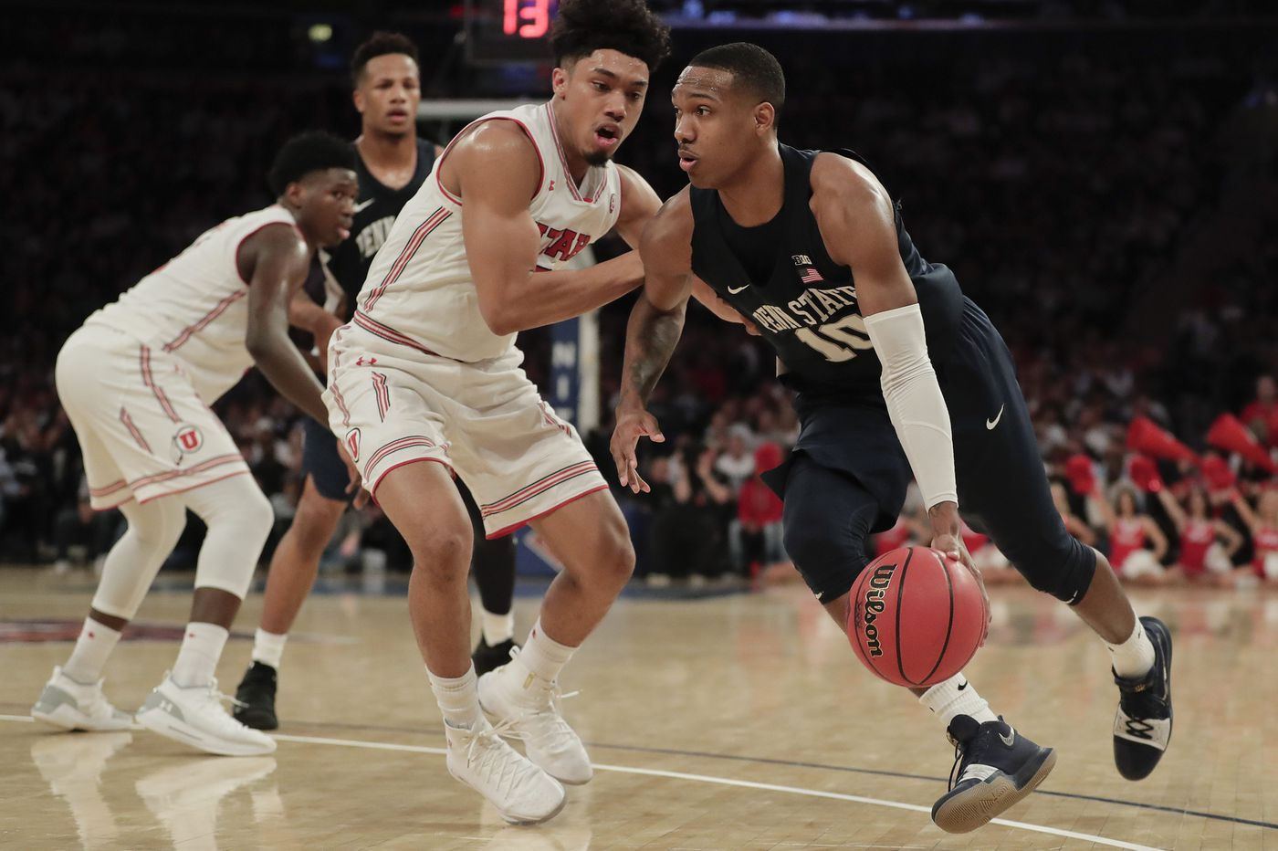 New Orleans Pelicans draft Tony Carr, making 'dream come true' for Philly native