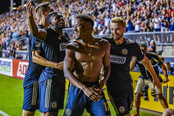 Sergio Santos steals the show in Union's statement win over Atlanta United