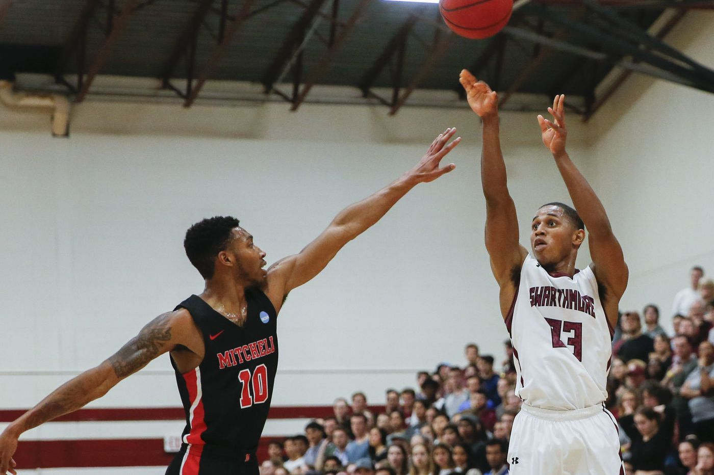 Swarthmore men roll to Saturday's Division III national title game